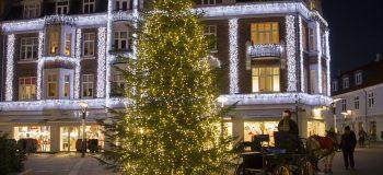 Åben ALLE juledage for overnatning