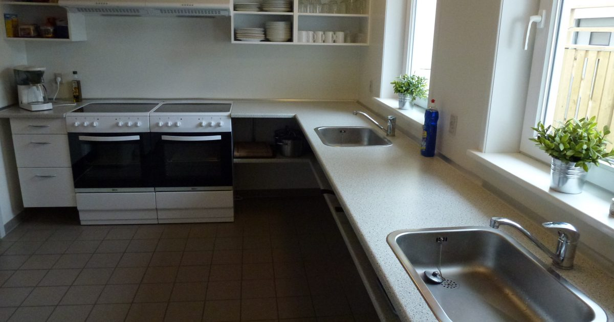 Gæstekøkkenet Danhostel Frederikshavn